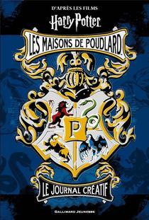 Harry Potter - Journal Creatif 1 : Les Maisons De Poudlard