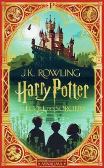 Harry Potter T.1 ; Harry Potter A L'ecole Des Sorciers