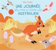 Une Journee Dans Le Desert Australien