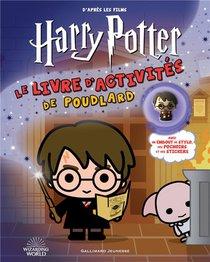 Harry Potter : Le Livre D'activites De Poudlard