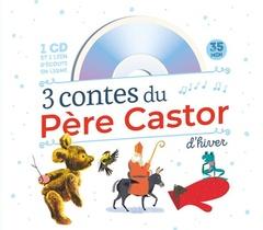 3 Contes D'hiver Du Pere Castor