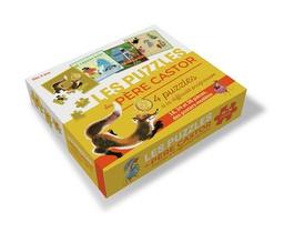 Les Puzzles Du Pere Castor ; 4 Puzzles A La Difficulte Progressive