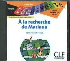 A La Recherche De Mariana ; Lecture En Francais Facile ; Niveau 1