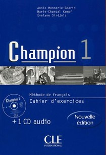 Champion 1 Exercices + Cd Nouvelle Edition