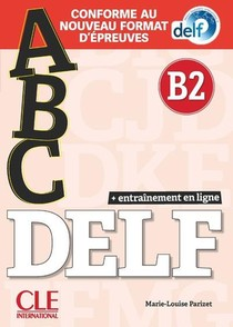 Abc Delf Adulte Niv. B2+livret+cd Nelle Edition