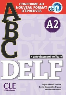 Abc Delf Adulte Niv.a2 + Livret + Cd Nelle Edition