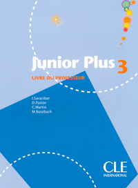 Junior Plus Niveau 3 Prof