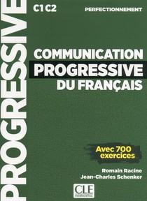 Communication Progressive Du Francais ; C1 ; C2 ; Perfectionnement (edition 2018)