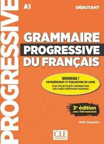 Grammaire Progressive Du Francais ; Fle ; Debutant ; A1 (3e Edition)