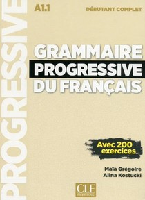 Grammaire Progressive Du Francais Debutant Complet 3ed + Cd