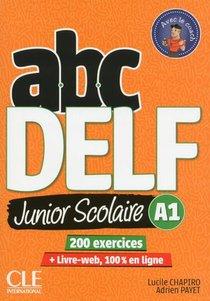 Abc Delf ; Fle ; Junior Scolaire ; A1 ; Livre-web, 100% En Ligne (edition 2018)