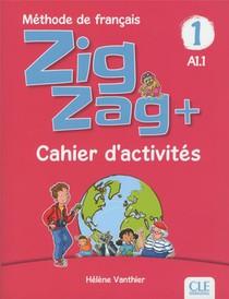 Zigzag T.1 ; Methode De Francais ; Fle ; A1.1 ; Cahier D'activites (edition 2018)