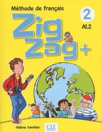 Zigzag T.2 ; Methode De Francais ; Fle ; A1.2