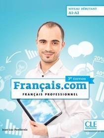 Francais.com Debutant 3ed - Eleve + Dvd