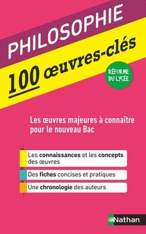 100 Oeuvres-cles : Philosophie (edition 2020)