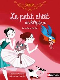Le Petit Chat De L'opera : Le Tresor Du Lac