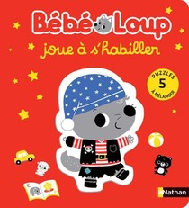 Bebe Loup Joue A S'habiller : Puzzle