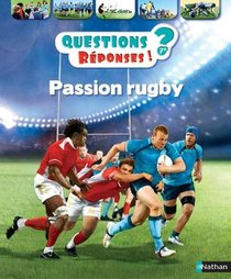 Questions Reponses 7+ ; Passion Rugby
