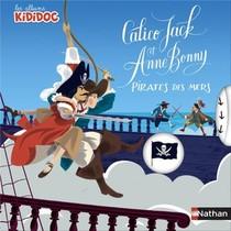 Calico Jack Et Anne Bonny, Pirates Des Mers