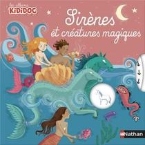 Sirenes Et Creatures Magiques