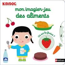 Mon Imagier-jeu Des Aliments