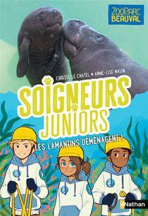 Soigneurs Juniors : Les Lamantins Demenagent !