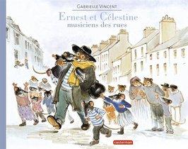 Ernest Et Celestine ; Musiciens Des Rues