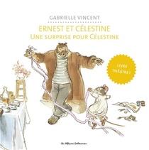 Ernest Et Celestine ; Une Surprise Pour Celestine