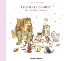 Ernest Et Celestine ; Les Plus Belles Histoires