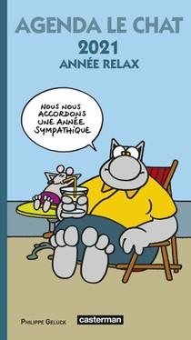 Le Chat ; Mini Agenda (edition 2021)