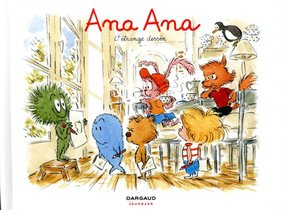 Ana Ana T.16 ; L'etrange Dessin