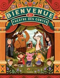 Bienvenue Au Theatre Des Contes