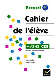 Mathematiques ; Ce2 ; Cahier De L'eleve