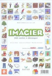 Imagier ; Maternelle Et Cp ; 240 Cartes A Decouper