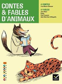 Ce2 ; Contes Et Fables D'animaux (edition 2009)