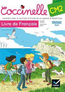 Coccinelle ; Francais ; Cm2 ; Livre De L'eleve (edition 2016)