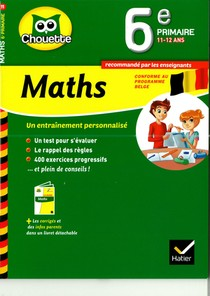 Chouette 6e Primaire Maths Belgique