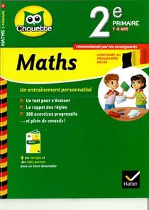 Chouette 2e Primaire Maths Belgique