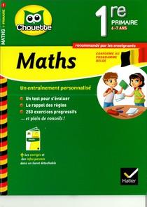 Chouette 1re Primaire Maths Belgique