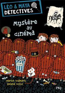 Leo & Maya, Detectives T.1 ; Mystere Au Cinema
