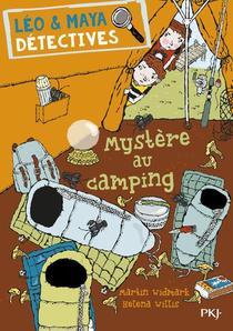 Leo & Maya, Detectives T.4 ; Mystere Au Camping