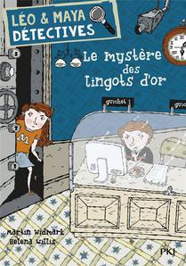 Leo & Maya, Detectives T.5 ; Le Mystere Des Lingots D'or