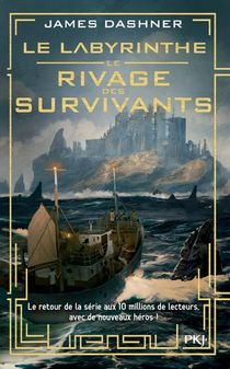 Le Labyrinthe T.1 : Rivage Des Survivants