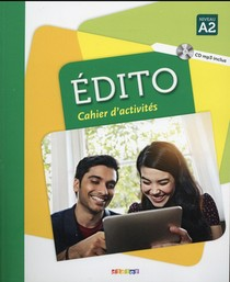 Edito ; Fle ; Niveau A2 ; Cahier D'activites + Cd Mp3
