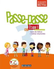 Passe - Passe Niv. 3 - Etape 1 - Livre + Cahier + Cd