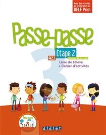 Passe - Passe Niv. 3 - Etape 2 - Livre + Cahier + Cd