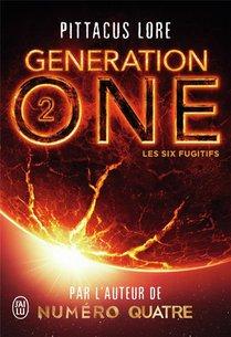 Generation One T.2 ; Les Six Fugitifs