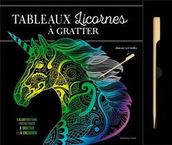 Tableaux Licornes A Gratter