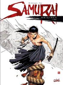 Samurai - Origines T.3 ; Eiko