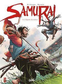 Samurai T.14 ; L'epaule Du Maitre